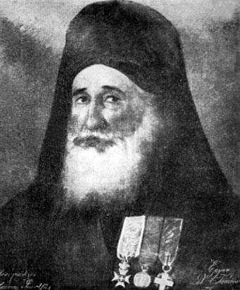 Αμβρόσιος Φραντζής (Μεσορρούγι 1771 - Αθήνα 1851) - aigiorama.gr ...
